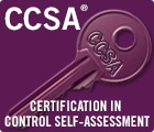Certification in Control Self-Assessment